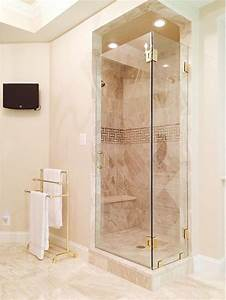 75 best walk in shower small bathroom images on pinterest With shower cubicles small bathrooms