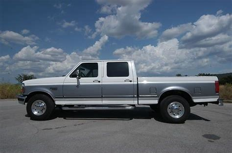 Purchase used /SHARP\ 1997 Ford F250 - Crew Cab Short Bed ...