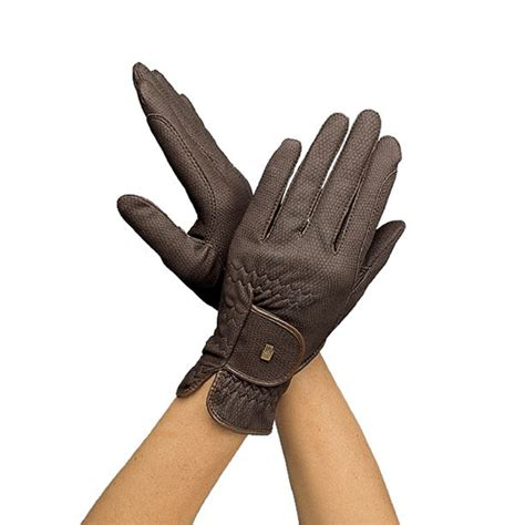 gloves roeckl riding chester horse glove