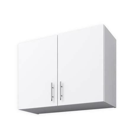 meuble haut cuisine blanc obi meuble haut de cuisine l 80 cm blanc mat achat