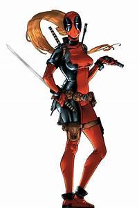 Lady Deadpool lover by TheSuperiorXaviruiz on DeviantArt