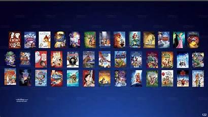 Disney Walt Animation Studios Movies Coming Titles