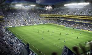 Tottenham Hotspur Stadium E Architect