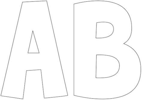 moldes de letras minusculas grandes para imprimir y recortar imagui ale ale