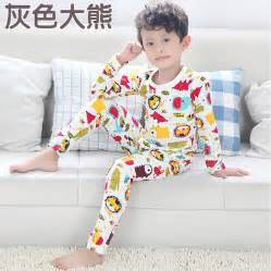 children 39 s pyjamas set boys suit sleep suit baby pajamas boy sleepwear new clothing sets