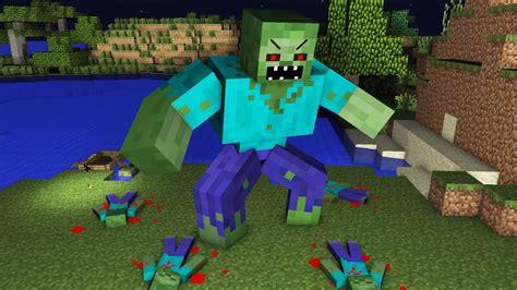 zombie minecraft apocalypse animation