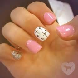 Cross nail art nails designs summer
