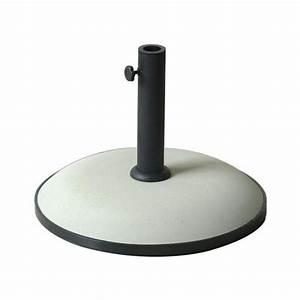 Pied De Parasol Gifi : pied de parasol b ton 25 kg achat vente dalle pied ~ Dailycaller-alerts.com Idées de Décoration