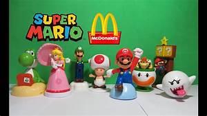 Super Mario Mc Lanche Feliz Mcdonalds Novembro 2016