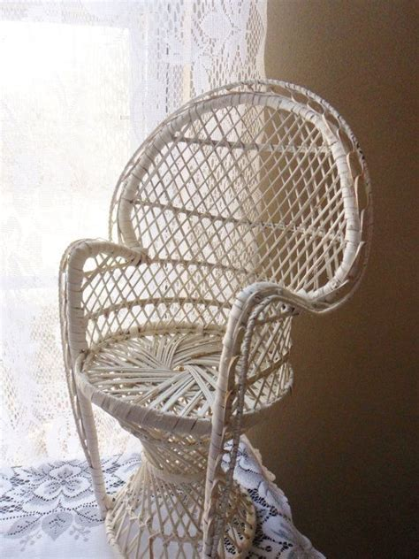 1000 images about wicker doll chairs on white