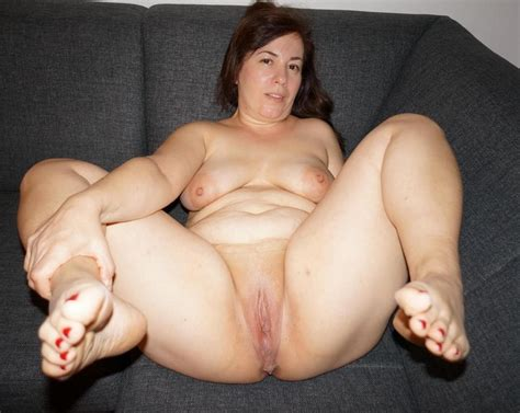 Bbw Milf Mature Chubby Mother Mom Mommy Housewife Spread