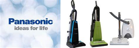 Panasonic Upright Vacuum Cleaners, Panasonic Canister