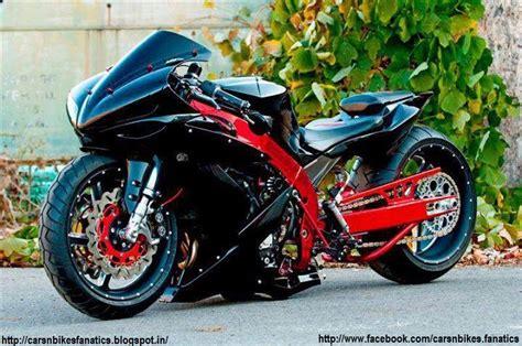 Modified Yamaha R1