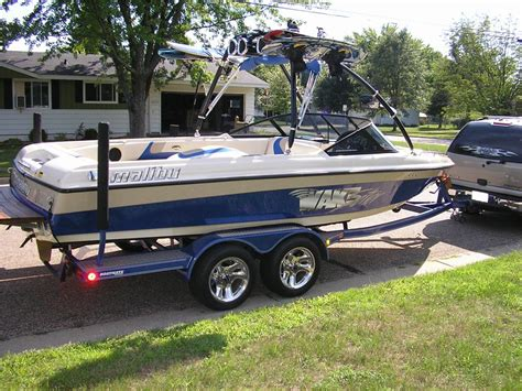 Malibu Boat Towers For Sale by 2001 Malibu Wakesetter For Sale In Wisconsin Rapids Wisconsin