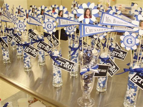 Graduation Decoration Ideas Diy by Graduation Centerpieces Favors Ideas