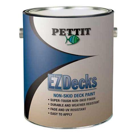pettit paint ez decks nonskid deck paint west marine