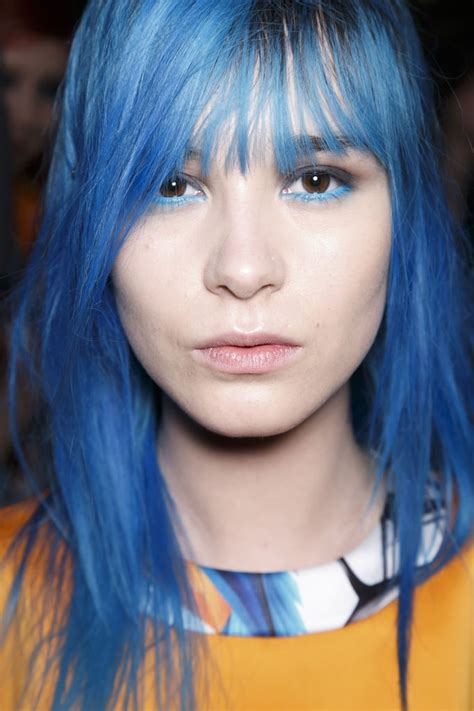 London Fashion Week Fall 2014 Hair And Makeup Trends