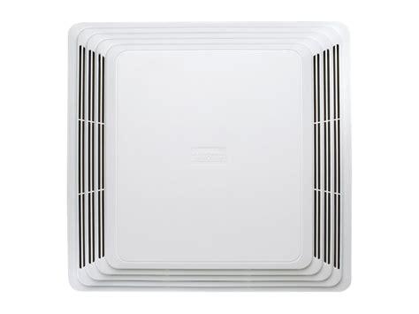 broan bathroom fan cover broan 676 110 cfm 4 0 sones ceiling mount ventilation fan