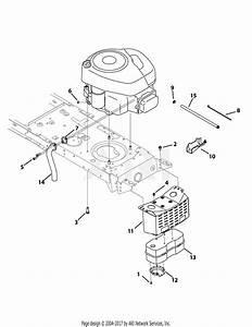 Mercedes S55 Engine Accessories Diagram