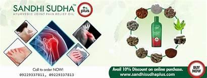 Joint Pain Oil Sudha Sandhi Plus Saptarishi