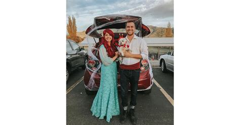 Ariel And Prince Eric — The Little Mermaid Halloween