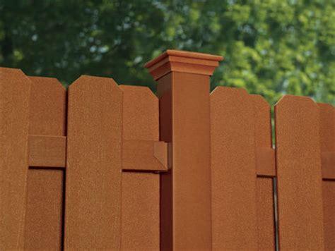 timbertech composite fencing composite fencing  easy