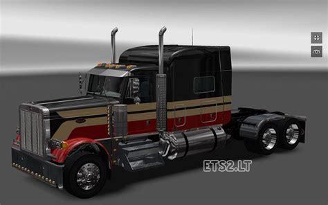 peterbilt 379 american truck simulator