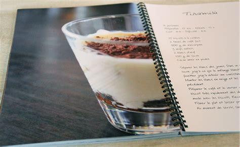creer un cahier de recettes de cuisine creer un livre de recette de cuisine 28 images cahier