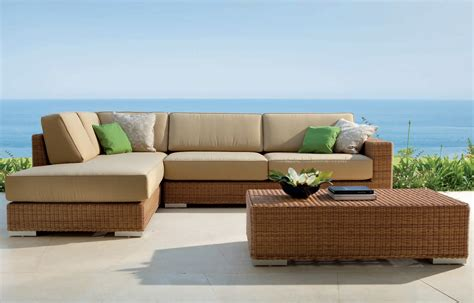 Outdoor Furniture : Chelsea Corner Garden Sofa