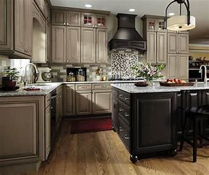 Gray Kitchen Cabinets - Decora Cabinetry