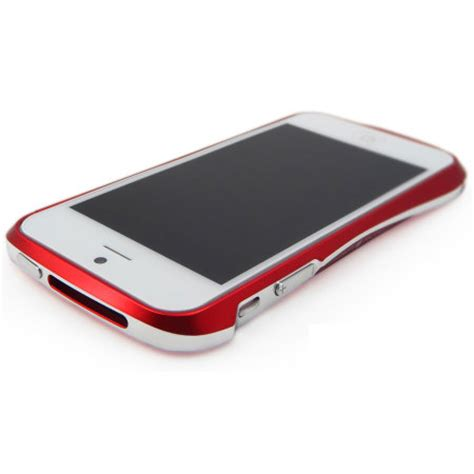 iphone bumper draco design aluminium bumper for the iphone 5s 5