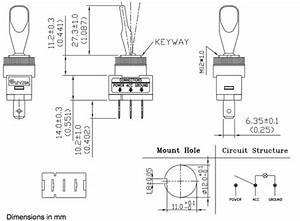 Lighted Switch Wiring Diagram