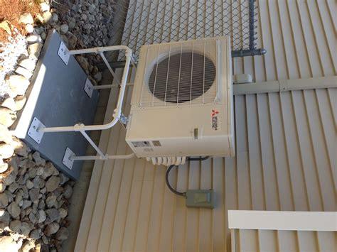 mitsubishi mini split heat pump installation buxton maine