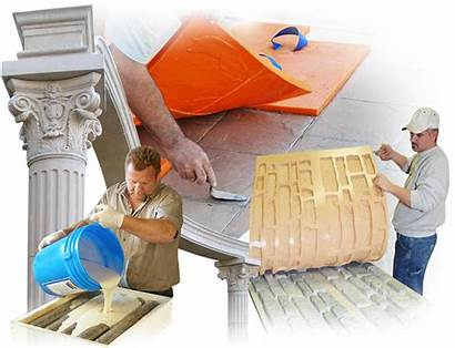Smooth Concrete Mold Casting Making Materials Molds
