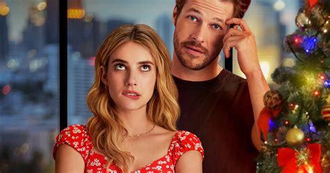En el tráiler de «Holidate», Emma Roberts y Luke Bracey se ...