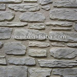 Panneaux Resine Imitation Pierre : panneaux muraux imitation pierre construction maison b ton arm ~ Melissatoandfro.com Idées de Décoration