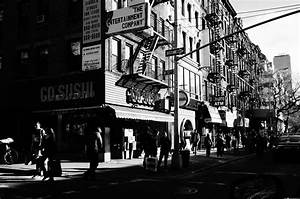 New York Black and White's With The NEX