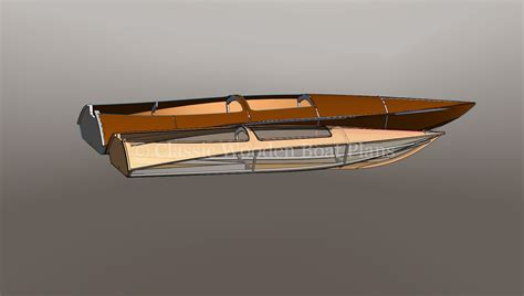 Free Wooden Boat Plans by Classic Wooden Boat Plans 187 Bullet 16