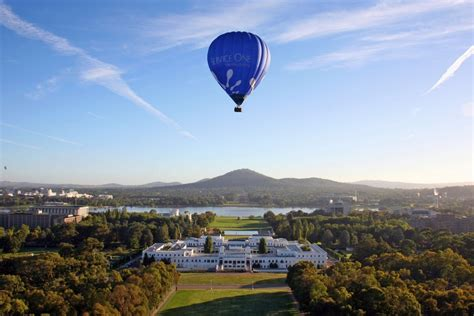Guide to Canberra - Tourism Australia