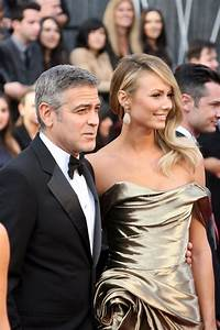 George Clooney and Stacy Keibler get food poisoning in Italy