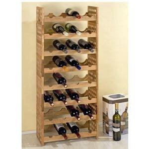 Etagere A Vin Etag 232 Re 224 Vin En Bois 3 Niveaux Nordic Achat Vente Meuble Range Bouteille Etag 232 Re 224 Vin