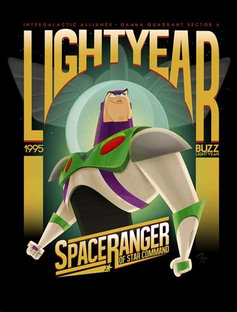 buzz lightyear space ranger pixar