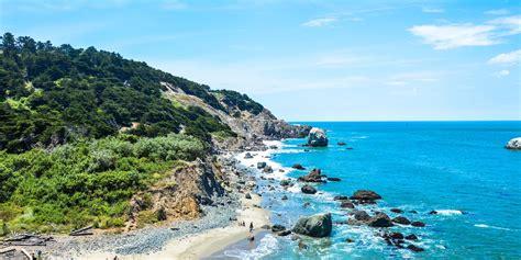 beach camping sites  california