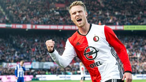 Primier League Standings by Nicolai Jorgensen Feyenoord Eredivisie 10302016 Goal Com