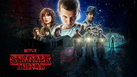 10 Stranger Things HD Wallpapers   Backgrounds - Wallpaper Abyss