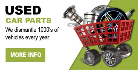 Buy Used Car Parts Online In Uk