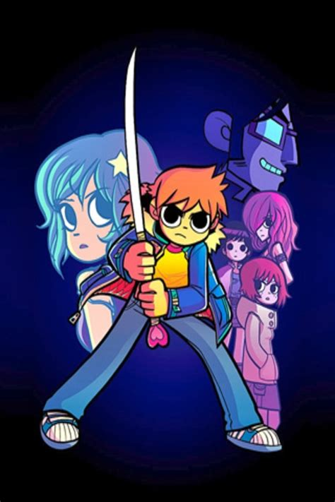 scott pilgrim vs the world iphone
