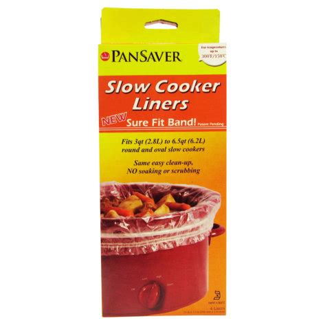 slow cooker liners sure