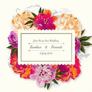 create your own wedding invitations online for free With wedding invitation cards with names