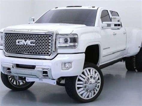 3500 dually truck custom gmc used cars mitula cars
